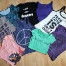 9 pcs women fashions top T-shirt size: S, Fashion Women Summer TopS