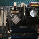 ASRock P4V88 , Socket 478 , Intel Motherboard + intel cooler