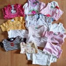 baby body t-shirt 2-4 months 14 pcs