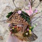 Fairy Spring Handmade House