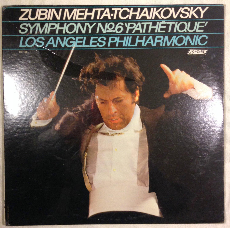 Zubin Mehta Symphony No. 6 'Pathétique'