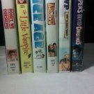 Vintage VHS VCR Tapes KIDS lot