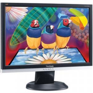 """Viewsonic 17"""" 1440x900 Wide LCD BLACK - VA1716W-2"""
