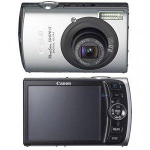 Canon ELPH SD870 IS 8.0 MP (w/ 2GB SD Card) - 2086B001