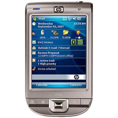 HP iPAQ 111 Classic Handheld - FA979AA#ABA