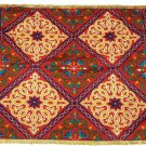 Tent Fabric Kayamia Ramadan Eid Tapestry Egyptian Cairo Fringes Table Topper