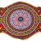 Exotic Lotus Traditional Arabic Textile Sheet Tribal Khayamiya Ramadan Decor