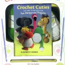 Crochet Cuties Book and Kit Art and Craft Project