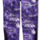 Nike Girls' Pro Cool Tights, Purple, Large