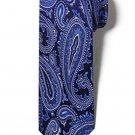The Men's Store Bloomingdale's Paisley Navy/Blue Tie