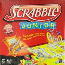 Scrabble Junior Game- Double Sided Board