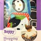 The Original Boppy Shopping Cart Cover, Black