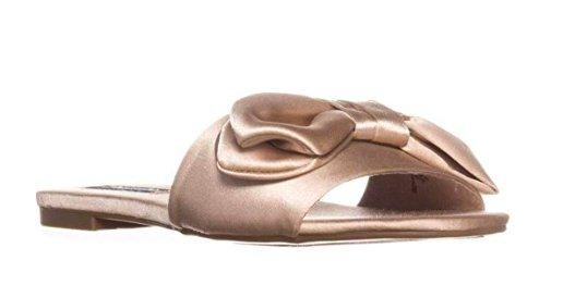 Copy of ZIGI SOHO Women's Valiant Open Toe Casual Slide Sandals, Nudsa, Size 8.5