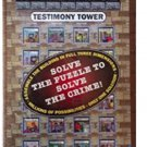 3D Mystery Jigsaw Puzzle Testimony Tower - 504 Pieces by Buffalo Games Inc