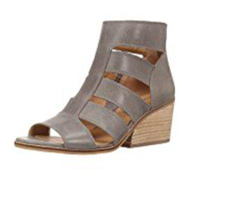 Lucky Women's Lk-Sortia Wedge Sandal, Dark Driftwo, 10 M US