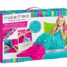 Make It Real - Knot & Bling Mermaid Tail Blanket