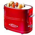 Nostalgia Hot Dog Toaster, Red