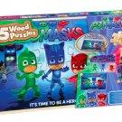 Cardinal PJ Masks Wood Jigsaw Puzzle- 5 Pack