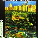 Go Games Saturday Evening Post Central Park 1000 Piece Puzzle