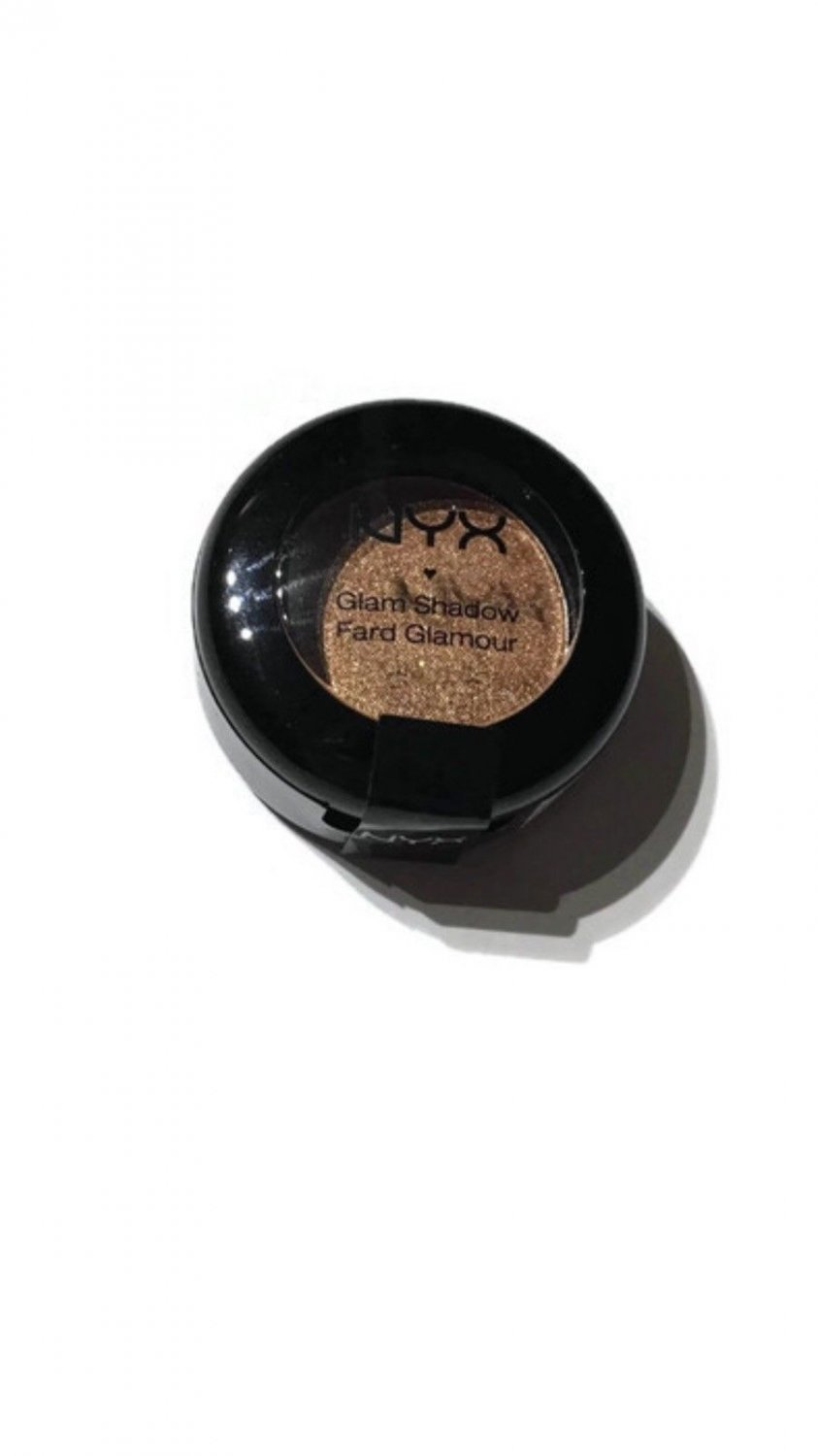 NYX Authentic Glam Shadow Eye Shadow GS22 OVER THE TOP LUSTROUS FINISH BRAND NEW
