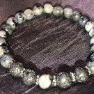 6mm Labradorite/Larvakite Healing Stone Diffuser Bracelet