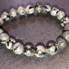 8mm Labradorite/Larvakite Healing Stone Diffuser Bracelet