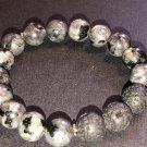 10mm Labradorite/Larvakite Healing Stone Diffuser Bracelet
