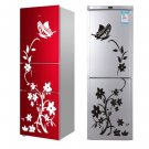 Creative Refrigerator Sticker Butterfly Pattern Wall Stickers Kitchen