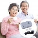 Mini Sound Amplifier Adjustable Tone In Ear Hearing Aids for the Elderly Digital
