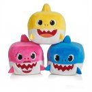 Shark Cube Toys with Music (Message color )