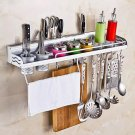 Aluminum Kitchen Storage Holders & Racks Tool