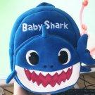 Baby Blue Shark School Bag Kindergarten children