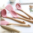 Silicone Turners Cream Butter Cake Spatula Mixing Batter