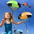 Mini Hand Throwing Parachute Outdoor Sports Coolest Toy