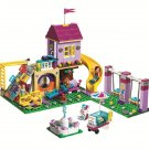 Mia's Heartlake City Playground Friends Building Block set
