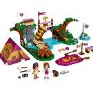 Adventure Camp Rafting Girls Building Block Set