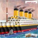 Big Titanic Blocks Diamond Building Blocks DIY