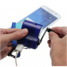 Phone Emergency Hand Charger Crank Dynamo USB