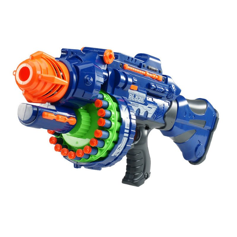 Lepin Sniper Rifle Soft Bullet Toy Gun Electrical Pistol Air