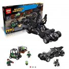 Lepin Super Heroes Kryptonite Interception  (Lego 76045 analog)  Building Blocks Toys