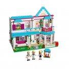 01014 Lepin Friends Stephanie's House (Lego 41314 analog) Building Blocks Toys