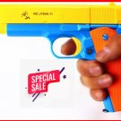 Soft Bullet guns Classic m1911 Toys pistol shooter safety