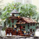 Lepin Builders Old Fishing Store (Lego 21310 analog) Building Set * Free Shipping