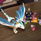 Elves Queen Dragon's Rescue Building Block Set