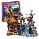 Lepin Friends Adventure Camp Tree House (Lego 41122 analog) Building Blocks Toys