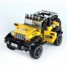 Jeeped Off-road car Building Blocks Car Series Bricks Toys