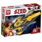 Lepin Star Wars TM Anakin's Jedi Starfighter Building Blocks Toys