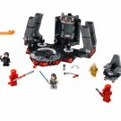 Star Wars TM Snoke's Throne Room  (Lego 75216 analog) Building Blocks Toys