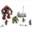 Lepin Super Heroes Ultron Figure Iron Man (Free Shipping ) Hulk Buster Diy Building Blocks