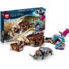 Lepin Fantastic Beasts Newt's Case of Magical Creatures (Lego 75952 analog) Toys